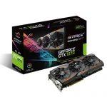 ASUSのゲーマー向けGTX1070ビデオカード「ROG STRIX-GTX1070-O8G-GAMING」発売