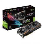 ASUSオリジナルのGTX1060搭載ビデオカード「ROG STRIX-GTX1060-O6G-GAMING」発売