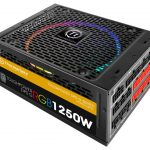 ThermaltakeのTITANIUM電源「Toughpower DPS G RGB TITANIUM 1250W」発売
