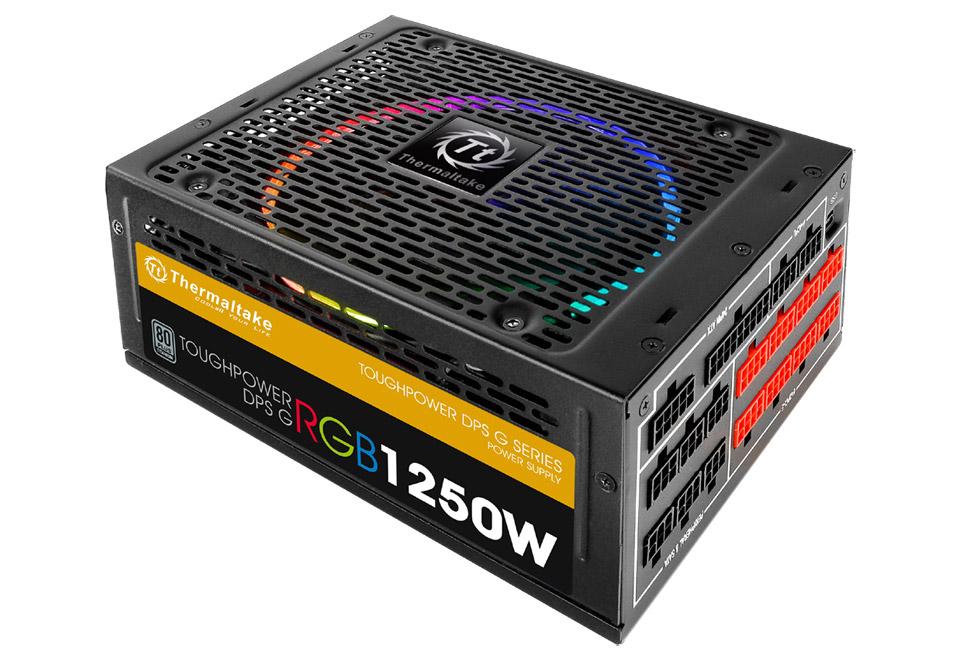 Toughpower DPS G RGB TITANIUM 1250W