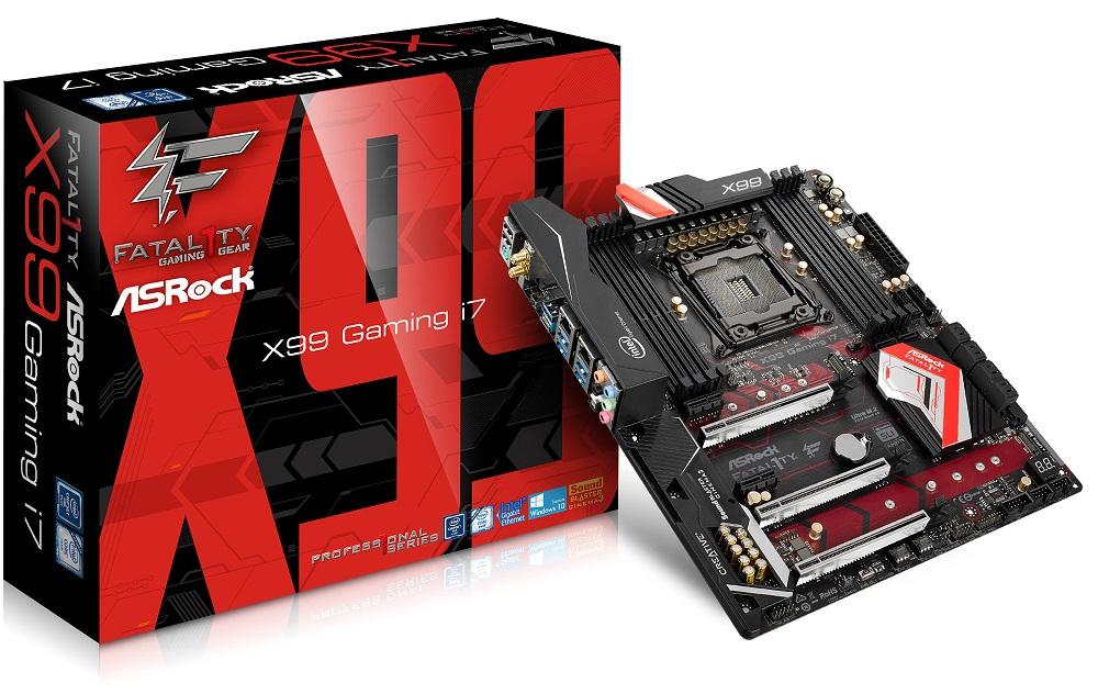 X99 Gaming i7_Box