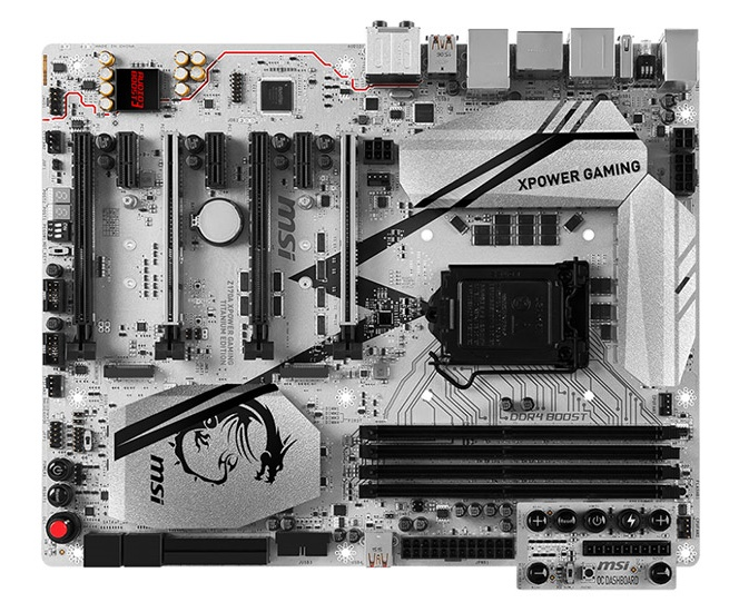 Z170A XPOWER GAMING TITANIUM EDITION