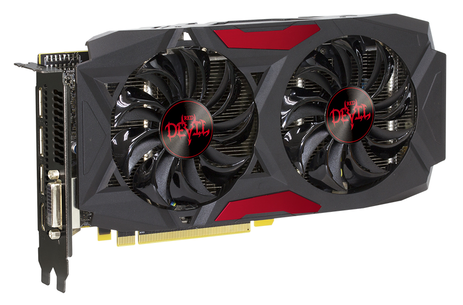 RED DEVIL RX 470 4GB GDDR5-1
