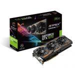 ASUSのゲーマー向けGTX1070ビデオカード「ROG STRIX-GTX1070-8G-GAMING」発売