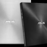 ASUSよりスリムデザインな外付けDVDスーパーマルチドライブ「ZenDrive U7M」発売