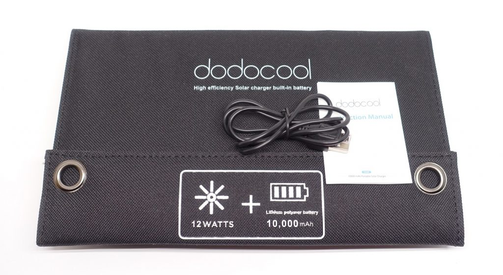 dodocool SolarCharger-2