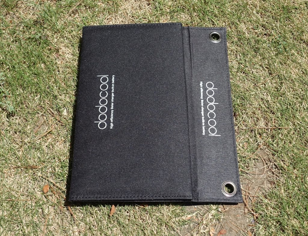 dodocool SolarCharger-5