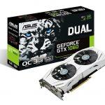 ASUSより3GB版GTX1060搭載ビデオカード「DUAL-GTX1060-O3G」発売