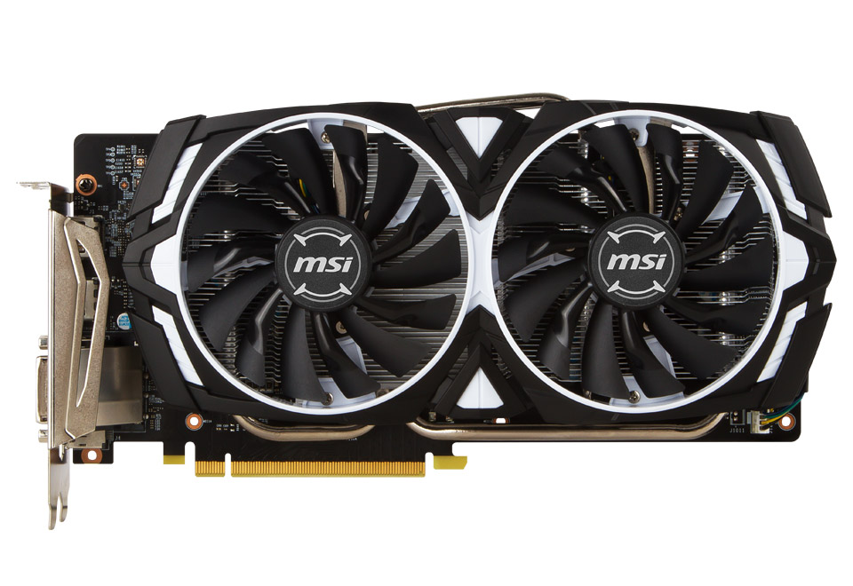 GeForce GTX 1060 ARMOR 3G OCV1-1