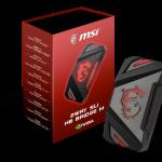 MSIよりGTX10シリーズ向け2-way SLI HDブリッジ2製品が発売