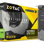 ZOTACよりDIY水冷に対応したGTX1080搭載グラボ「ZOTAC GeForce GTX 1080 ArcticStorm」発売