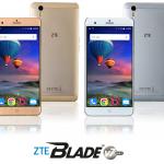 ZTEの4G+3G同時待ち受け対応のSIMフリースマホ「ZTE BLADE V7 MAX」発売