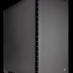 Corsairのミドルタワー型PCケース「Carbide 400Q New Edition」発売