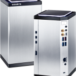 GIGABYTEが新型BRIXを発表。Kaby Lake搭載モデルやゲーミングモデルも