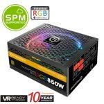 ThermaltakeよりGOLD電源「TOUGHPOWER DPS G RGB GOLD」シリーズ3製品発売。パフォーマンスをリアルタイム監視可