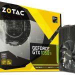 ZOTACよりGeForce GTX1050 Ti/1050搭載グラボ3製品発売