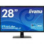 iiyamaより28型MVAパネル採用の液晶ディスプレイ「ProLite X2888HS-2」発売