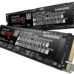 Samsungより読込最大3500MB/sのNVMe M.2 SSD「SSD 960 PRO」「SSD 960 EVO」発売