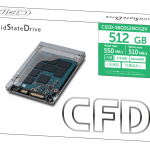 CFDの3D NAND搭載2.5インチSSD「S6ONCG2V」シリーズ発売