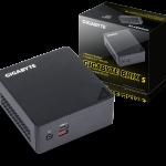 GIGABYTEよりWindows 10 Home搭載BRIX「GB-BSi3HA-6100-BA-BW」発売。メモリ・M2.SSDも搭載