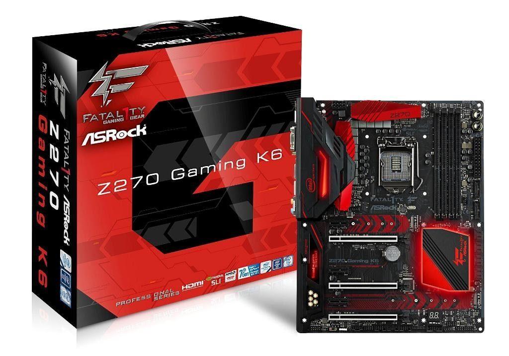 Z270 Gaming K6