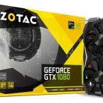 ZOTACの全長211mmのGTX1080搭載グラボ「ZOTAC Geforce GTX 1080 Mini」発売