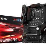 MSIよりゲーミング機能が充実したZ270マザー「Z270 GAMING PRO」発売