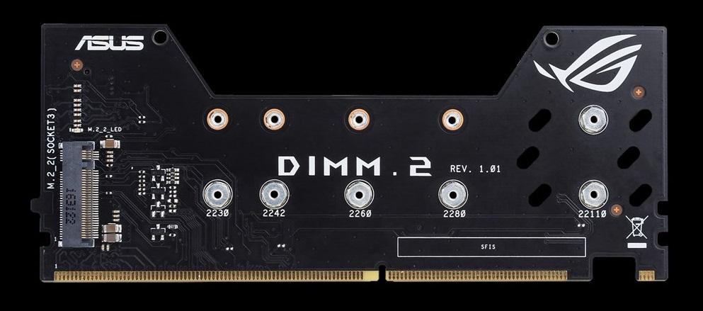 ROG MAXIMUS IX APEX-DIMM2