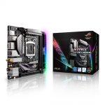 ASUSのゲーマー向けMini-ITX/Z270マザー「ROG STRIX Z270I GAMING」発売