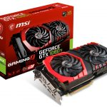 MSIのGTX1080 Ti搭載OCモデル「GeForce GTX 1080 Ti GAMING X 11G」発売