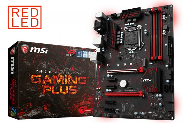 Z270 GAMING PLUS