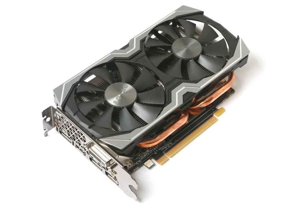 ZOTAC GeForce GTX 1060 6GB AMP Edition Plus-1