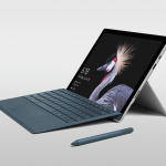 日本MSがSurface Pro, Surface Studio, Surface Laptopを発表