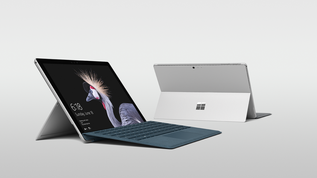 New Surface Pro