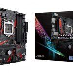 ASUSよりゲーマー向けB250マザー「ROG STRIX B250G GAMING」発売