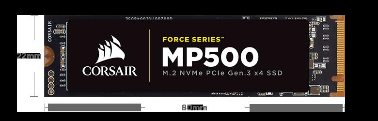 Corsair MP500-1