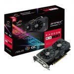 ASUSより防塵ファン搭載OC仕様のRX560ビデオカード「ROG-STRIX-RX560-O4G-GAMING」発売