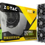 ZOTACよりGTX1080Ti搭載OC仕様のグラボ「ZOTAC GeForce GTX 1080 Ti AMP Extreme Core Edition」発売