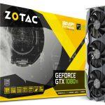 ZOTACのDIY水冷システム対応GTX1080Ti搭載グラボ「ZOTAC GeForce GTX 1080 Ti ArcticStorm」発売