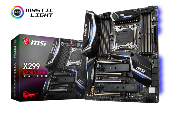 X299 GAMING PRO CARBON