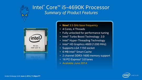 Core i5-4690K