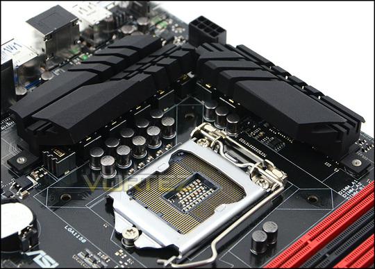 asus maximus vi hero socket