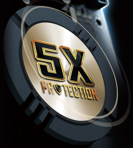 ASUS 5X Protection