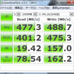 SSDのベンチマーク結果がよくない・速度が遅い人にチェックして欲しい設定まとめ