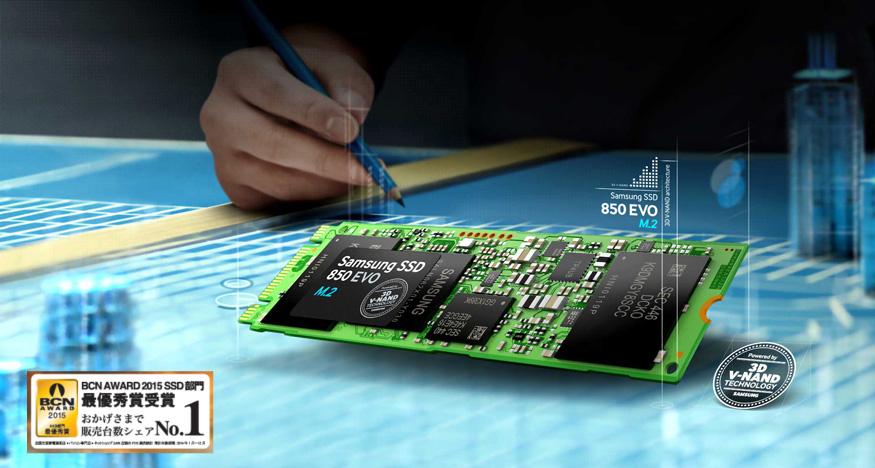 Samsung M.2