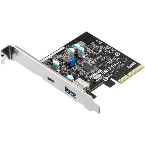 USB3.1A+C1