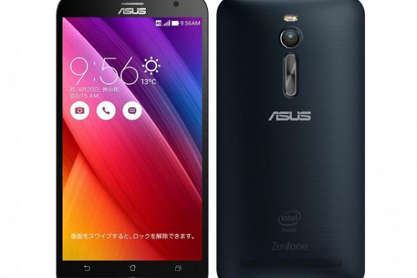 ZenFone 2 Black