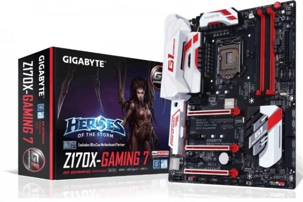 GA-Z170X-Gaming 7