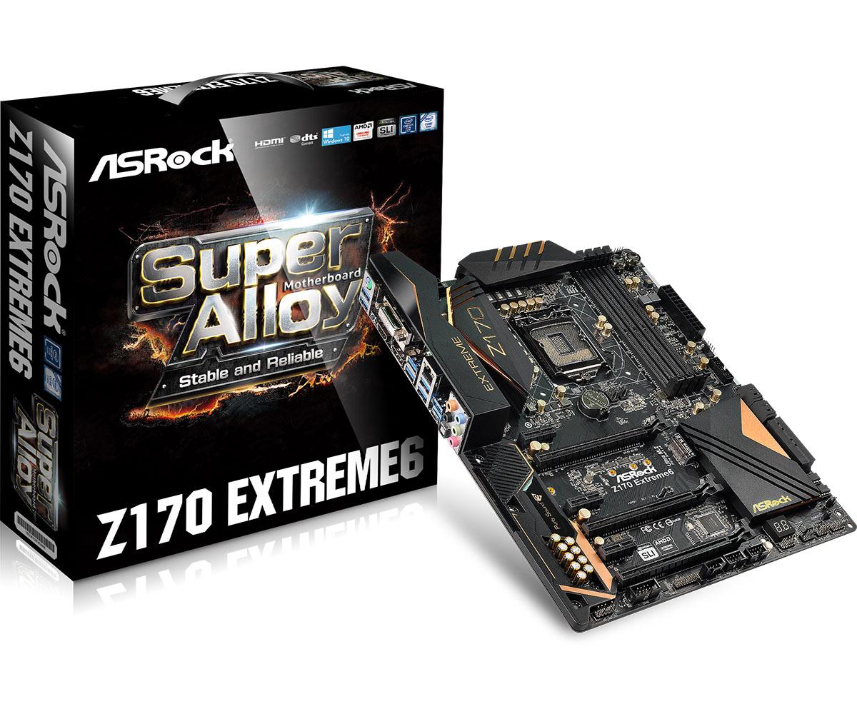 Z170 Extreme6(L1)