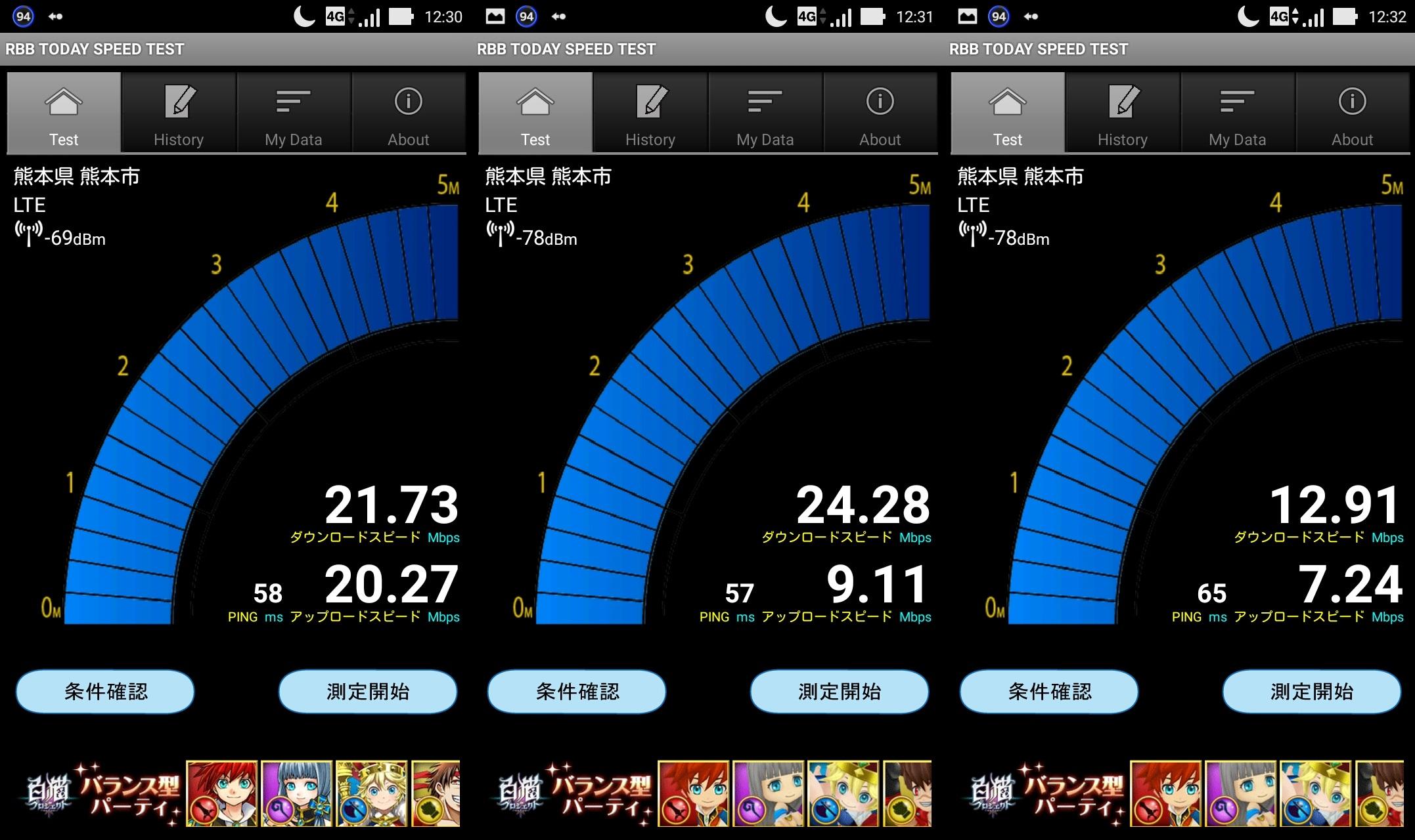 mineo-speedtest-kumamoto